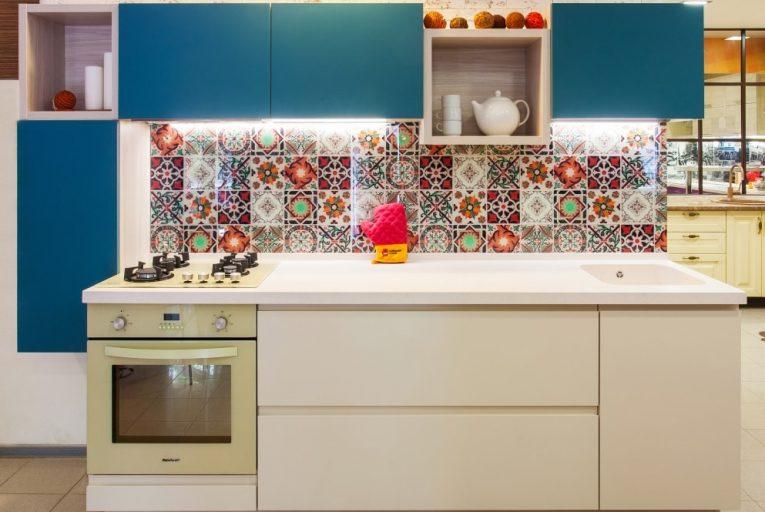 Пример изготовленной кухни 9